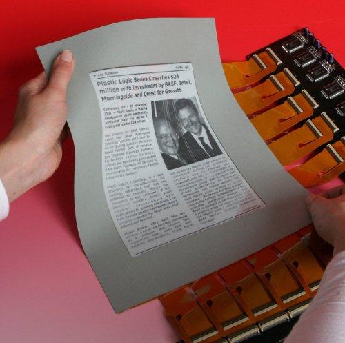 Un papier électronique by L.G.Phlips