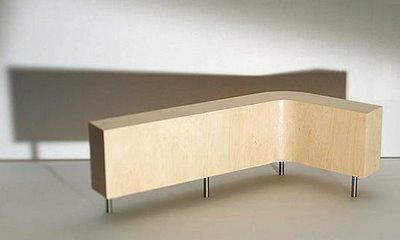 Le mobilier par Martin Holzapfel
