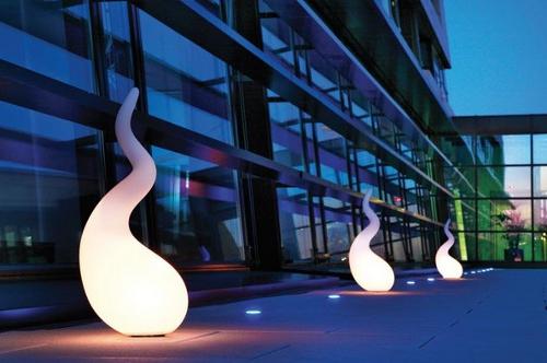 alien light - Büro für Form studio de création Allemand