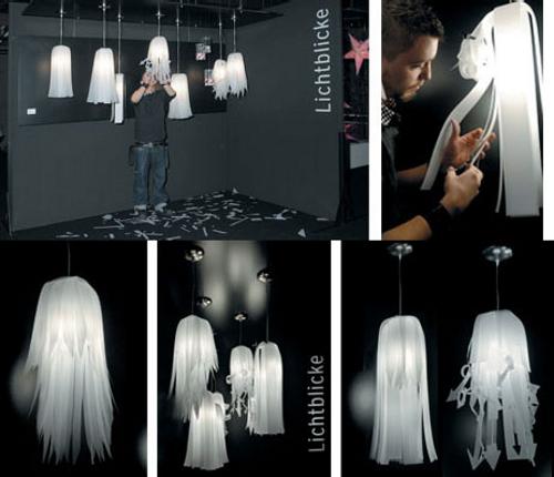 Cut Light : Sa lampe à découper