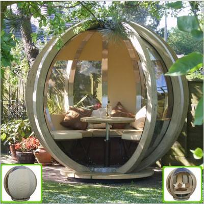 une bulle de d tente au c ur de votre jardin blog esprit design. Black Bedroom Furniture Sets. Home Design Ideas