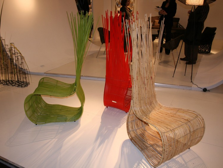 Kenneth cobonpue blog esprit design for Chaise yoda