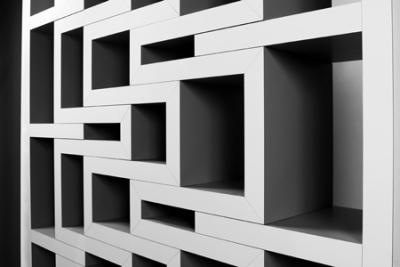 biblioth que modulable rek par reinier de jong la bulle archi design. Black Bedroom Furniture Sets. Home Design Ideas