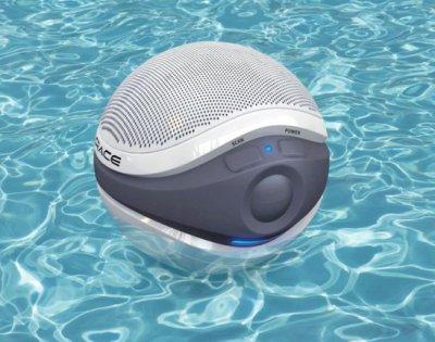 Aqua sounders, enceinte ipod