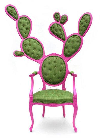 Prickly Chair par Valentina glez