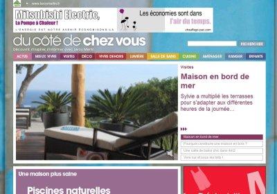 Ducotedechezvous.com par Leroy Merlin