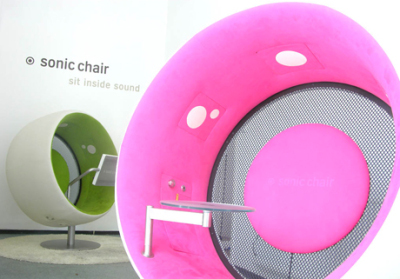 Fauteuil Sonic Chair