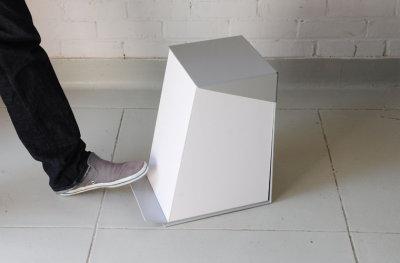 Poubelle design par Grace Youngeun Lee