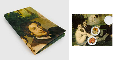Edouard Manet, Dejeuner sur l'herbe