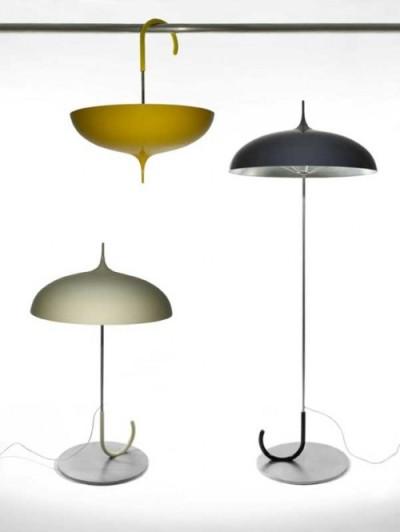 Luminaire parapluie