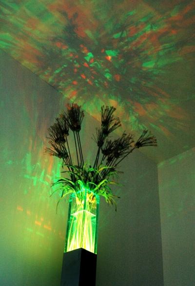 Vase lampe, db design