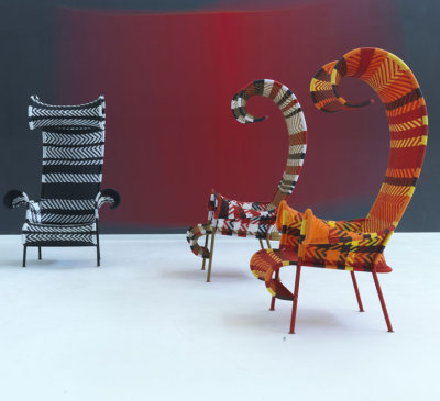 Ethnico design par Moroso