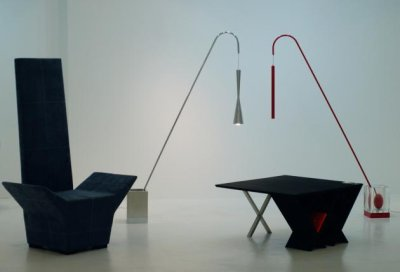 Lampe chorong par Joongho Choi