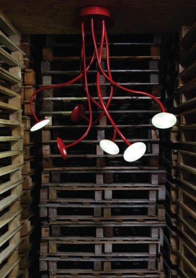 Luminaire Girasole par Matteo Cibic
