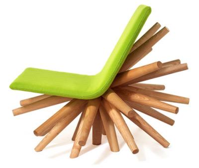 Concept chair, par Olivier Tilbury