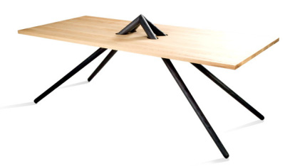 Concept dining table, par Olivier Tilbury