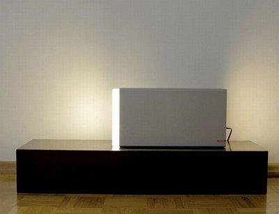 Luminaire Eraser par Steffen Kehrle