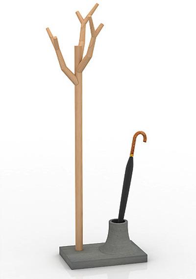 Concept Hat stand, par Olivier Tilbury