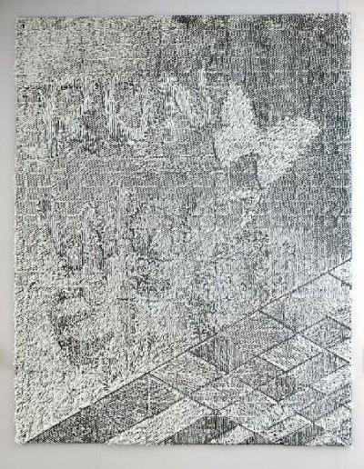 Un tapis mural ? miranda, giles miller