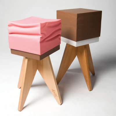 Mobilier sweet collection, à croquer !