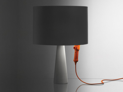 Cau lampe + baladeuse
