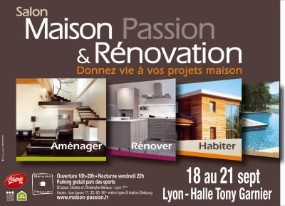 Salon Maison Passion Lyon