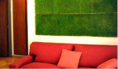 Votre Mur d'herbe par Ustatic