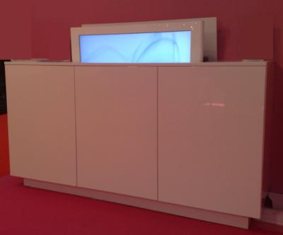 Meubles TV élévateurs par SB Concept