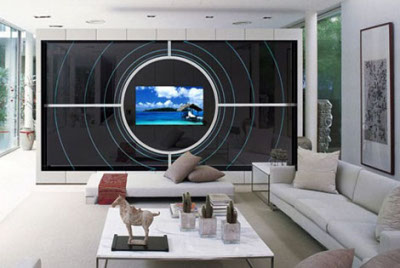 tv glass par AdNotam