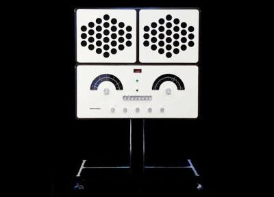 Le radiofonographe par Brionvega