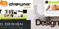 Quels sont pour vous les 5 sites Design / Deco les plus influents