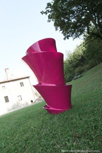 Jardin vertical par Twentyone Studio