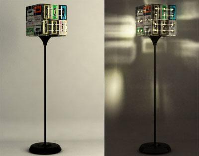 Luminaire Cassette par OOO My Design