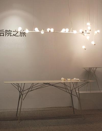 Suspension Bird par Zhili Liu