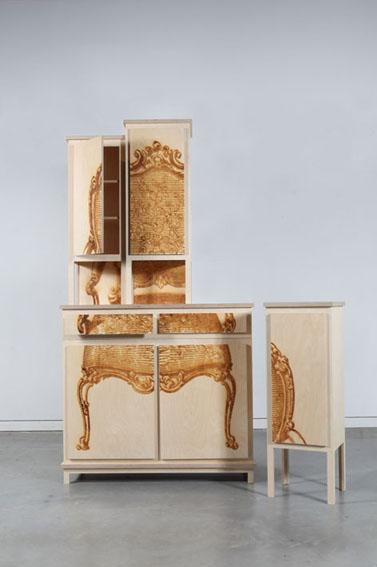 buffet alter ego par mieke meijer blog esprit design. Black Bedroom Furniture Sets. Home Design Ideas
