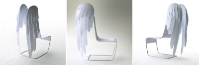 Angel Chair par kibardindesign