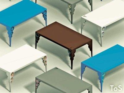 Table de son par Wondering Boys