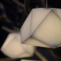 Luminaire Flake par Anne Boenisch