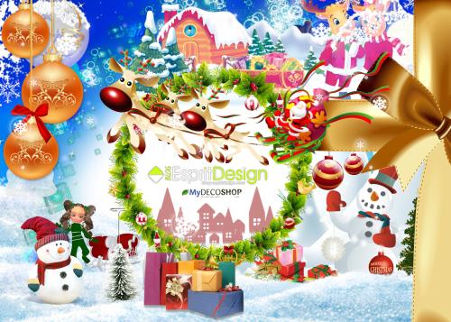 Grand jeu concours de Noël
