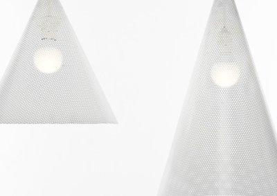 Nest lampe par le studio Mist-O