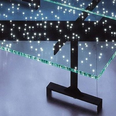 Table LED par Ingo Maurer