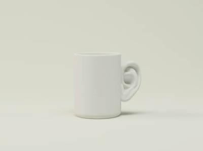 Tasse Dear Van Gogh par Mike Mak Design