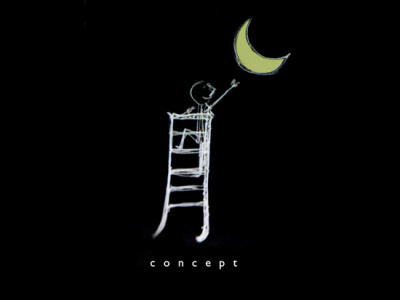 Moon Reach Ladder par Mike Mak Design