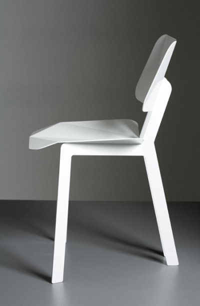 Chaise Origami par So Takahashi