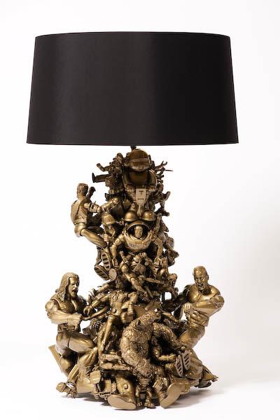 TOY LAMP par Ryan McElhinney