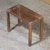 Table illusion d'optique par BatchDesign