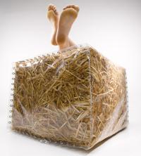 Baley, le pouf Ecolo Design