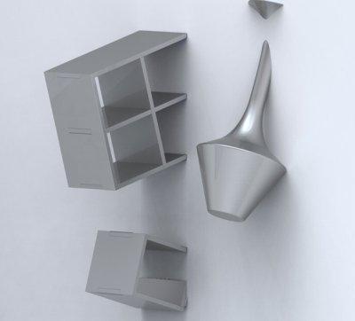 Collection parallèle par Design SAMAL