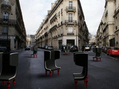 Dima Loginoff, design Russe : fauteuil Vassili