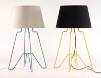 Wired Lamp par Mark Irlam